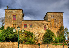 Manor house of Pinheiros in Barcelos royalty free stock photography