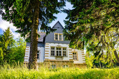 Manor house in Saxony Germany Royalty Free Stock Photography