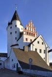 Manor house Schwarzenberg Stock Photography