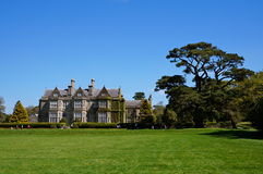 Muckross House in Killarney. Muckross Park in Killarney National Park Royalty Free Stock Photos