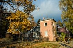 Manor Muranovo Royalty Free Stock Images
