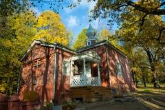 Manor Muranovo Stock Images