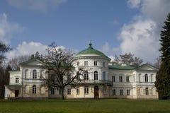 Manor palace Royalty Free Stock Photos