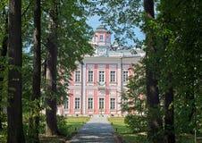 Manor of Prince Golitsyn Stock Photo