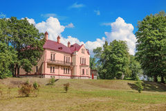 The  manor of Sophie Kovalevskaya parents Royalty Free Stock Photos