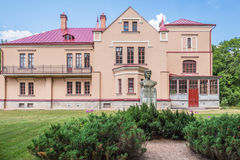The  manor of Sophie Kovalevskaya parents Royalty Free Stock Image