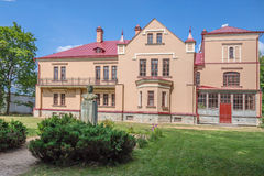 The  manor of Sophie Kovalevskaya parents Royalty Free Stock Photography