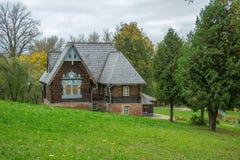 Manor in Talashkino Royalty-vrije Stock Afbeeldingen