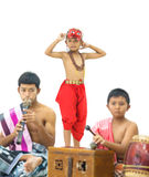 Manora a Folk Dance of Thailand Stock Image