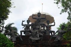 Manora-Statue Lizenzfreie Stockfotografie