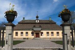 Manorpark Skogaholm royalty-vrije stock foto's