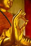 Manos de Buda Imágenes de archivo libres de regalías