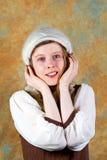 Manos de las muchachas Fotografía de archivo libre de regalías