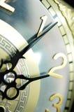Manos de reloj Foto de archivo