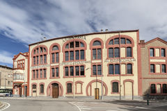 Manresa,Catalonia,Spain. Stock Images