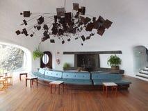 Manrique Designed Art Works Lanzarote Royaltyfri Foto