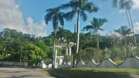 A mansão Fotos de Stock Royalty Free
