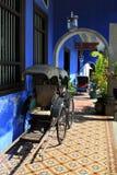 A mansão de Cheong Fatt Tze, Georgetown, Penang Imagem de Stock