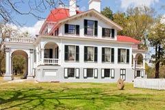Mansão de Kensington, South Carolina Fotografia de Stock Royalty Free