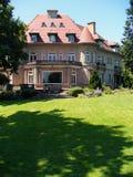 Mansão de Portland Oregon Pittock Fotografia de Stock