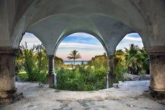 Mansão dianteira da praia Imagem de Stock Royalty Free