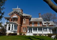 Mansão do Belvedere do Westside Fotos de Stock Royalty Free