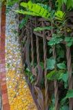 Mansão do modernist de Barbey da casa Fotografia de Stock Royalty Free