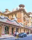 A mansão velha Imagens de Stock Royalty Free