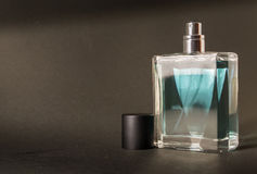 Mans Aftershave Bottle Stock Photos