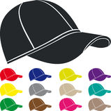 Mans cap Stock Image