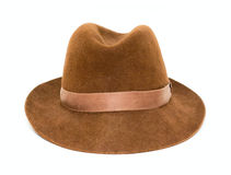Mans hat Royalty Free Stock Image