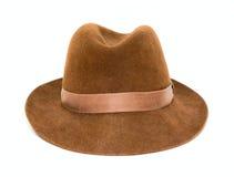 Mans Hat Royalty Free Stock Image