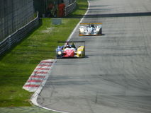 Mans-Serie Monza 2 Lizenzfreie Stockfotos