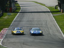 Mans-Serie Monza 3 Lizenzfreies Stockbild