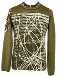 Mans sweatshirt isolated on background Royalty Free Stock Image