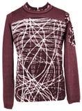 Mans sweatshirt isolated on white Stock Photo