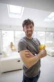 A Mans Work Is Never Done Stock Photos