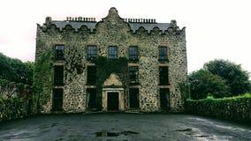 manse histórico do castelo do galgorm Fotografia de Stock