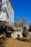 Mansfield water mill Royalty Free Stock Photos