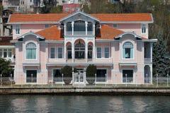 Mansión de Bosporus Foto de archivo libre de regalías