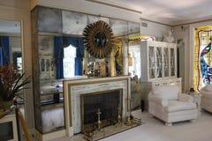 Mansión de Graceland Imagenes de archivo