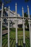 Mansión de los gobernadores, Puerto Rico imagen de archivo