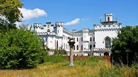 Mansión de Rusovce Fotos de archivo libres de regalías