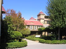 Mansión de Winchester - San Jose imagen de archivo