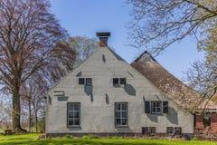 Mansión holandesa vieja Foto de archivo