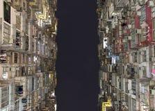 Mansión Montane en Hong Kong Fotos de archivo libres de regalías