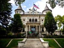 Mansión Salt Lake City del gobernador de Utah Imágenes de archivo libres de regalías