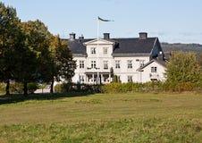 Mansion. Royalty Free Stock Photo