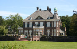 Mansion stock image