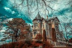 mansion Imagem de Stock Royalty Free